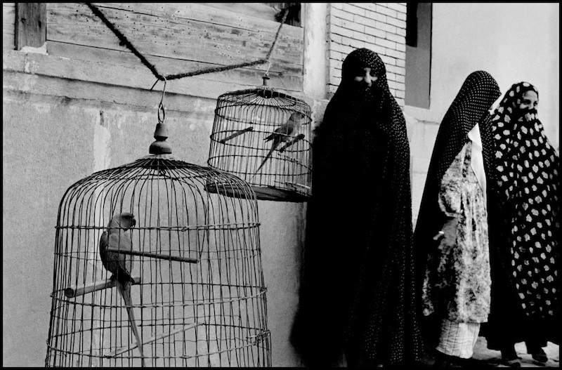 Shiraz, 1956. © The Inge Morath Foundation/Magnum Photos.